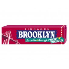 Brooklyn Chewing Gum Stick Cinnamon